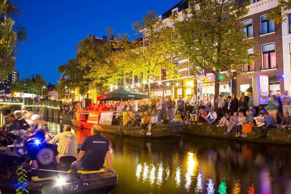 Jazz in de Gracht - Basaal