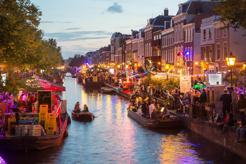 Nieuw uitgaansgebied 'De Gracht' wil concurrentie aan met Plein en Grote Markt