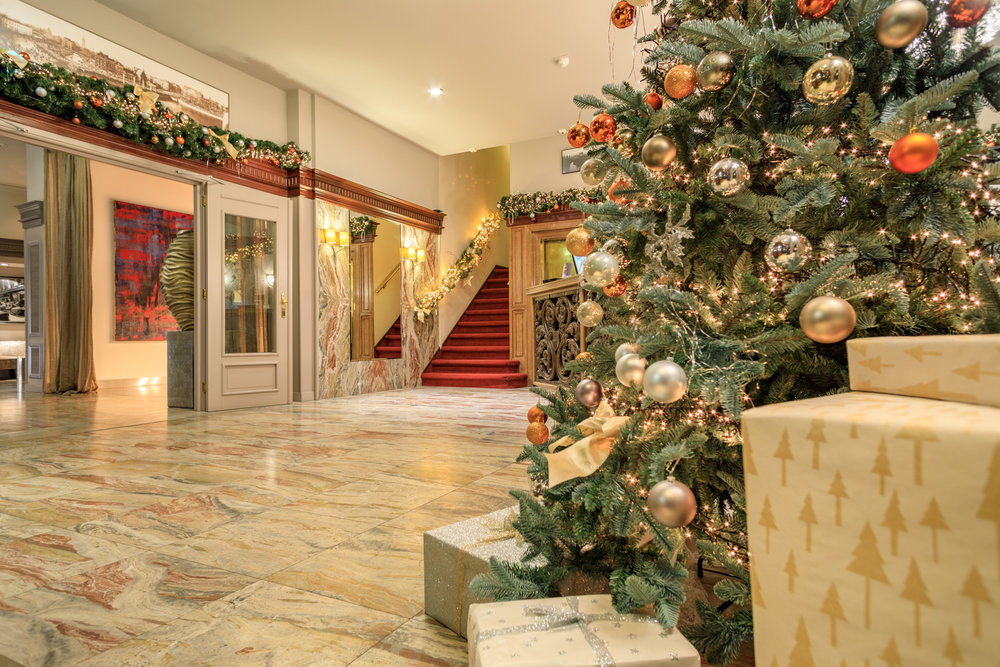 Kerst Boutique Hotel Corona