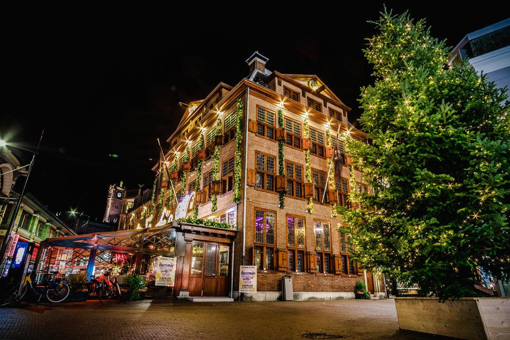 Hotel Restaurant 't Goude Hooft kerst