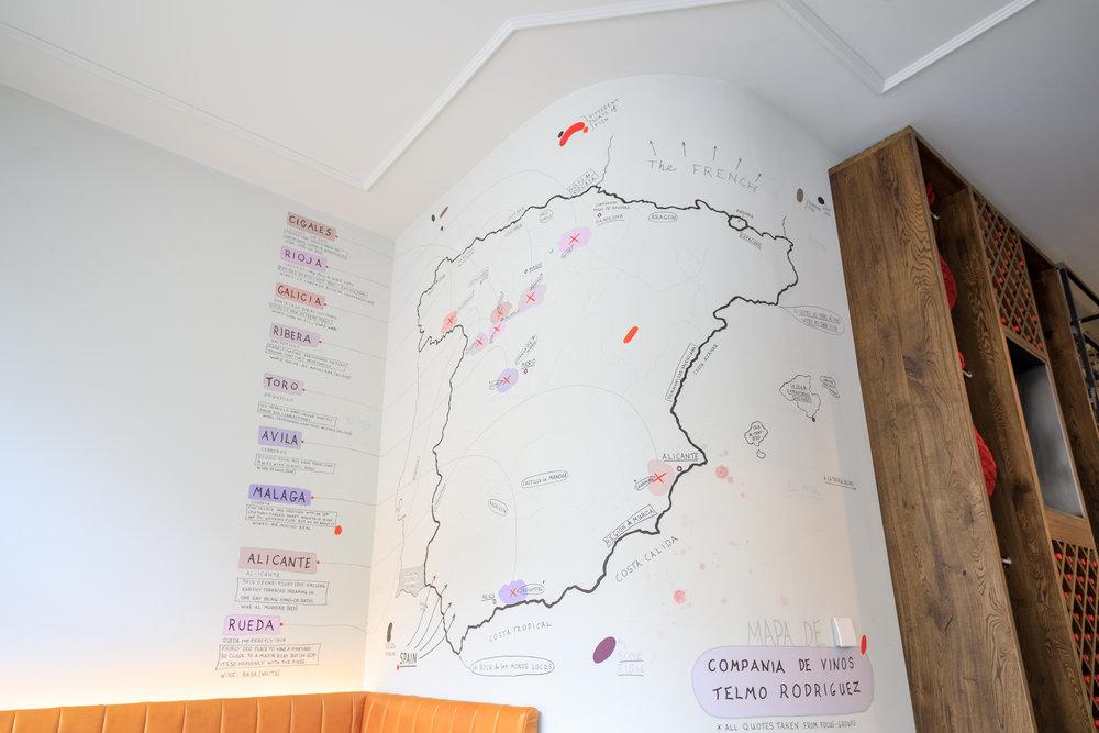 Restaurant Tapisco | Telmo Rodríguez