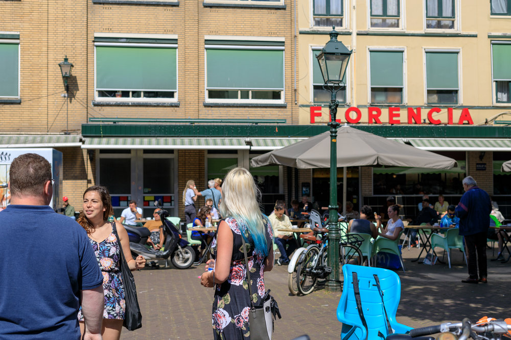 Florencia ijssalon Den Haag