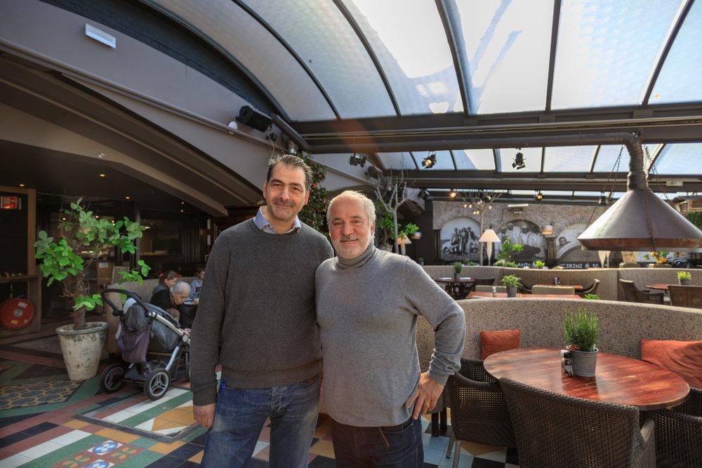 Franco di Meglio & Damiano d'Alba