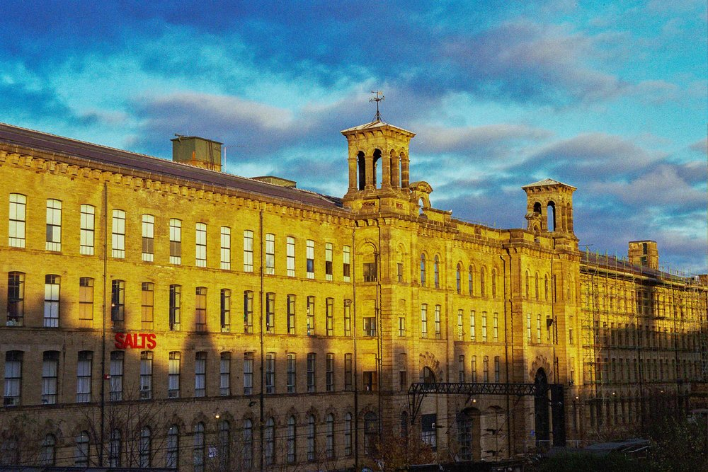 Salts Mill, Saltaire 2003