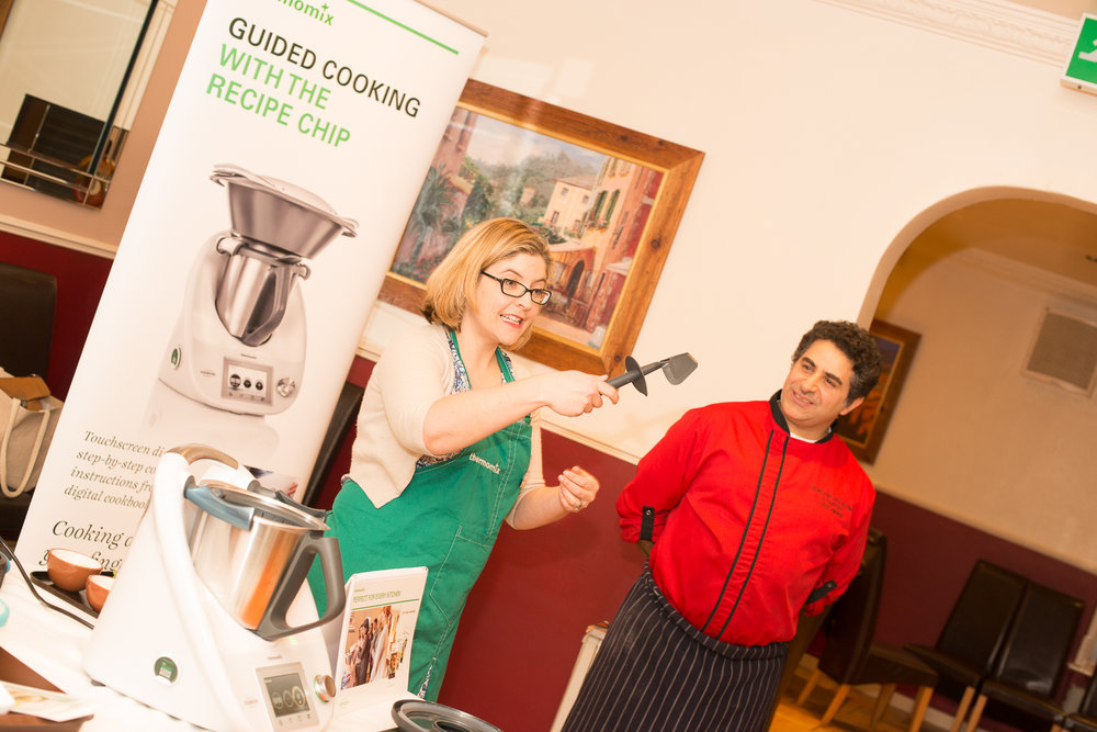 THERMOMIX DEMO, IL TARTUFO, MARCH 2017