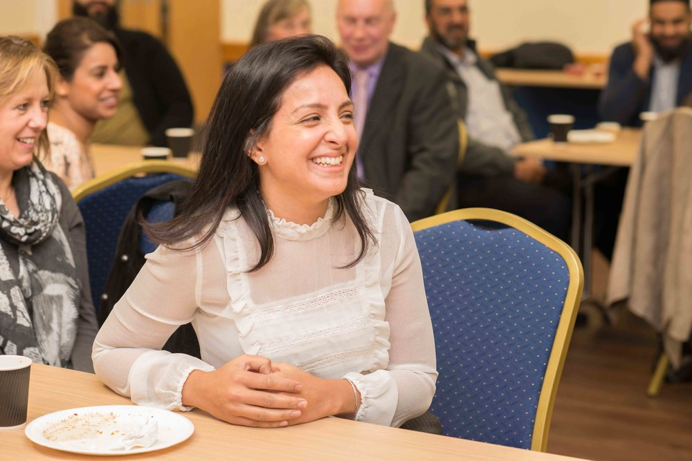Enterprise Networking Event - 7th November 2017, Park Lane Centre, Bradford