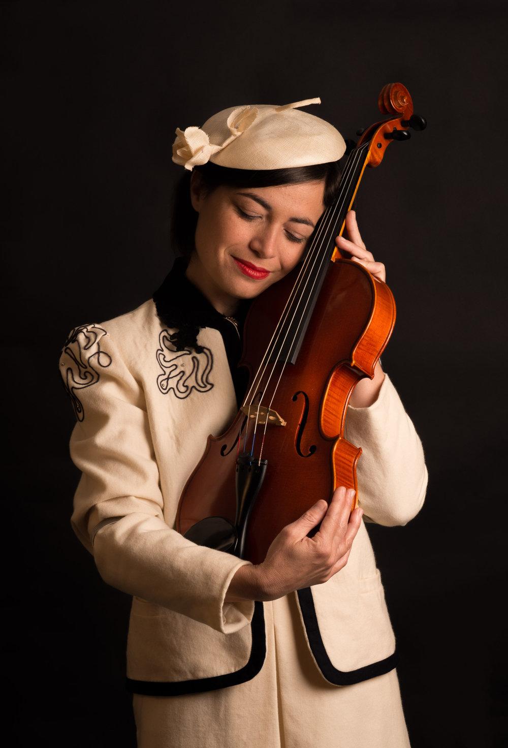 Giorgia Previdoli - Shychetype No 10