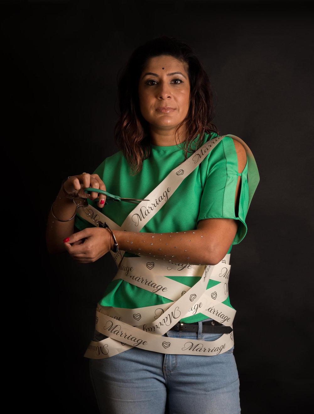 Sharon Thandi - Shychetype No 11