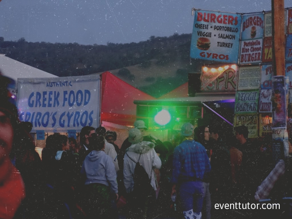 At the UK Shambhala festival they will not serve any meat dishes this year