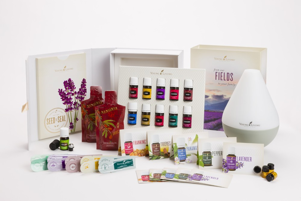 New Young Living Premium Starter Kit Tree Of Life