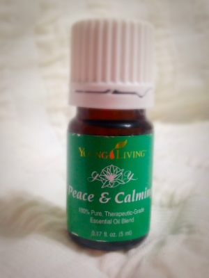 Take the edge off of pregnancy stress with Peace & Calming.
