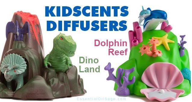 Kidscents Diffusers