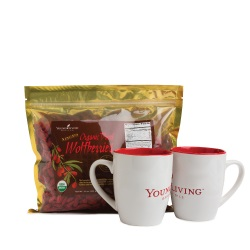 Wolfberry Tea Gift Set