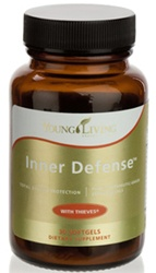 Winter has met its match with Young Living's Inner Defense.