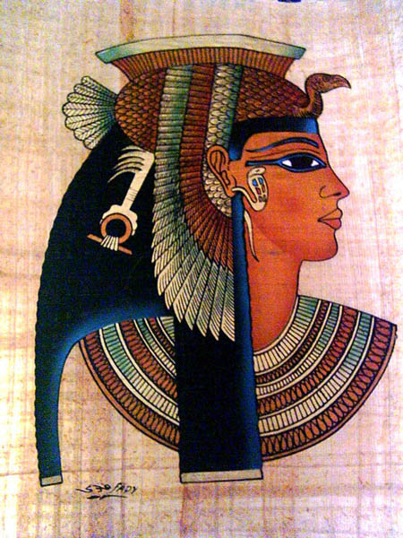 Queen Cleopatra used plant-based oils and pastes in her famous beauty spa.