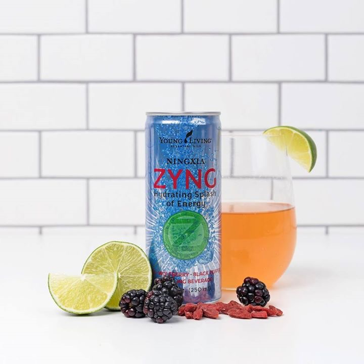 Quench your thirst for natural hydration with Ningxia Zyng.