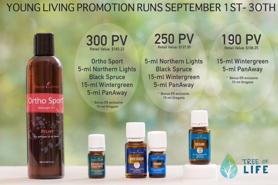 Amp up active September days with these workout-supporting oils and blends, free with your qualifying purchase!