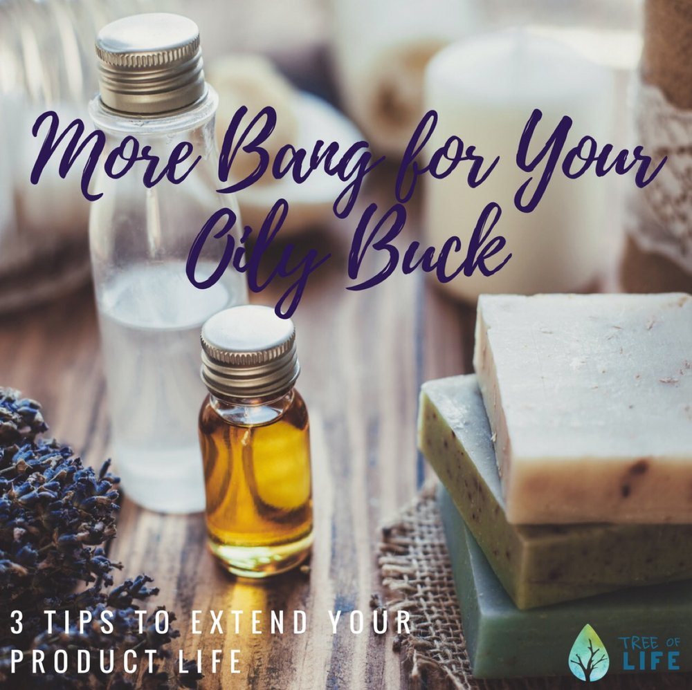 Don't leave a bit of product in the packaging! We share our top tips on how to stretch product life and get the most bang for your buck.