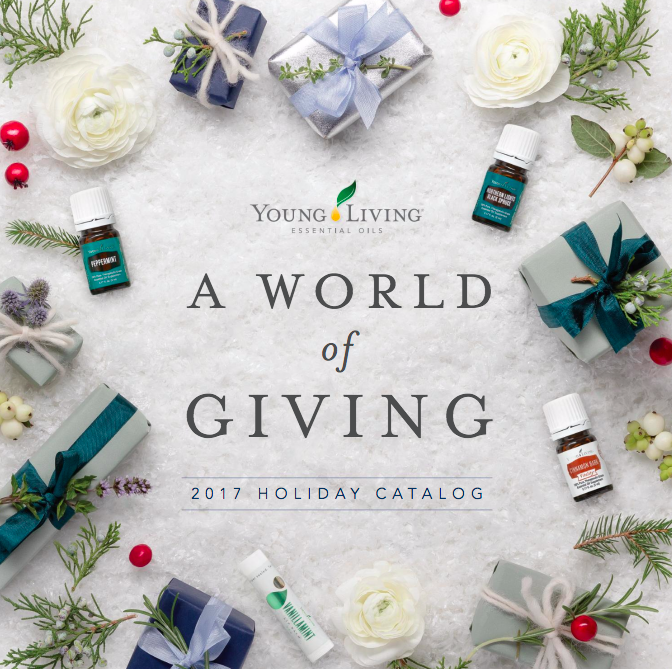 Find all Young Living holiday exclusives here, plus gift ideas for everyone on your list.