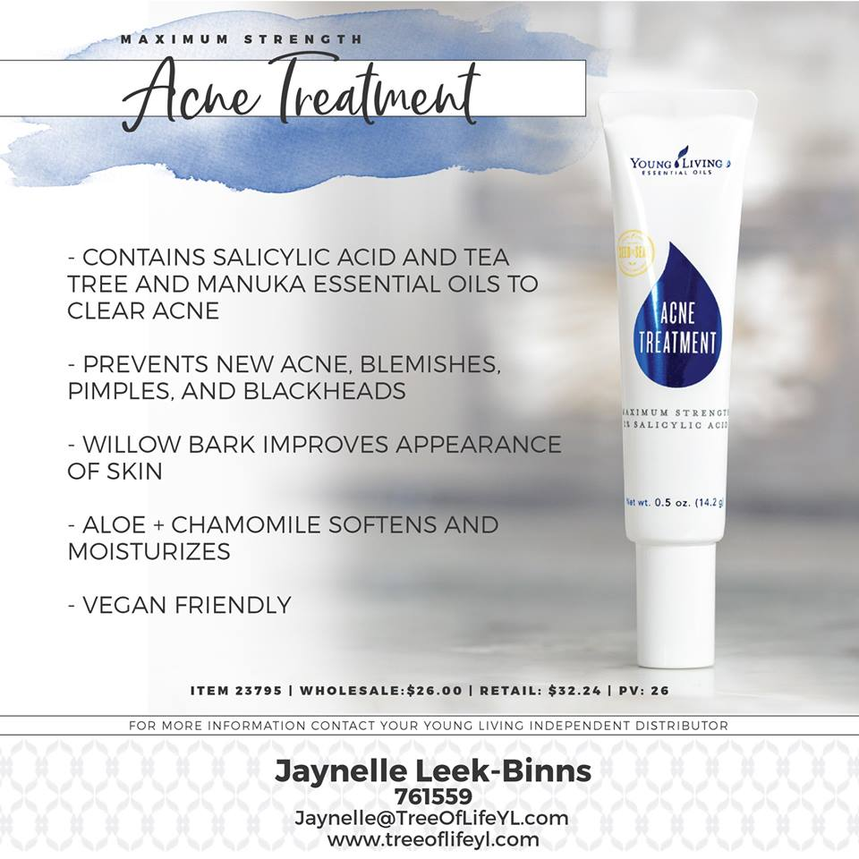 This maximum strength formula helps prevent new blemishes. The salicylic acid is derived from wintergreen, win win!