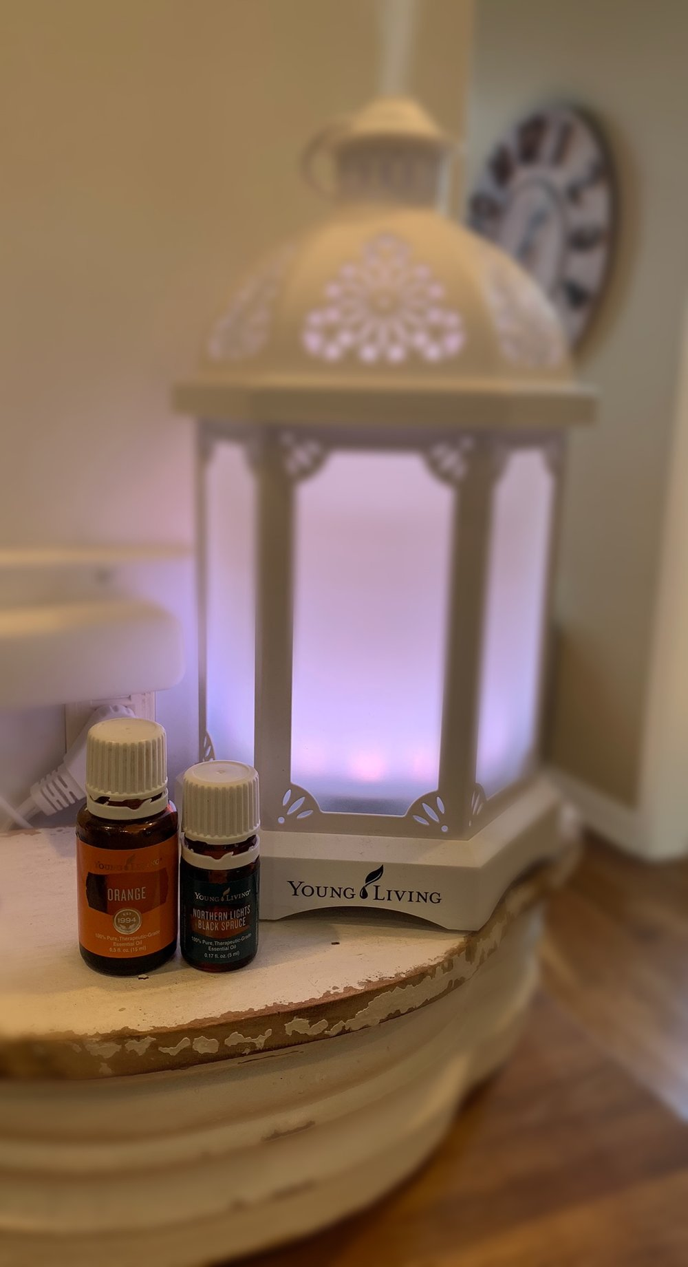 Current Diffuser Love: Northern Lights Black Spruce + Orange. Treat yourself to this little slice of heaven.