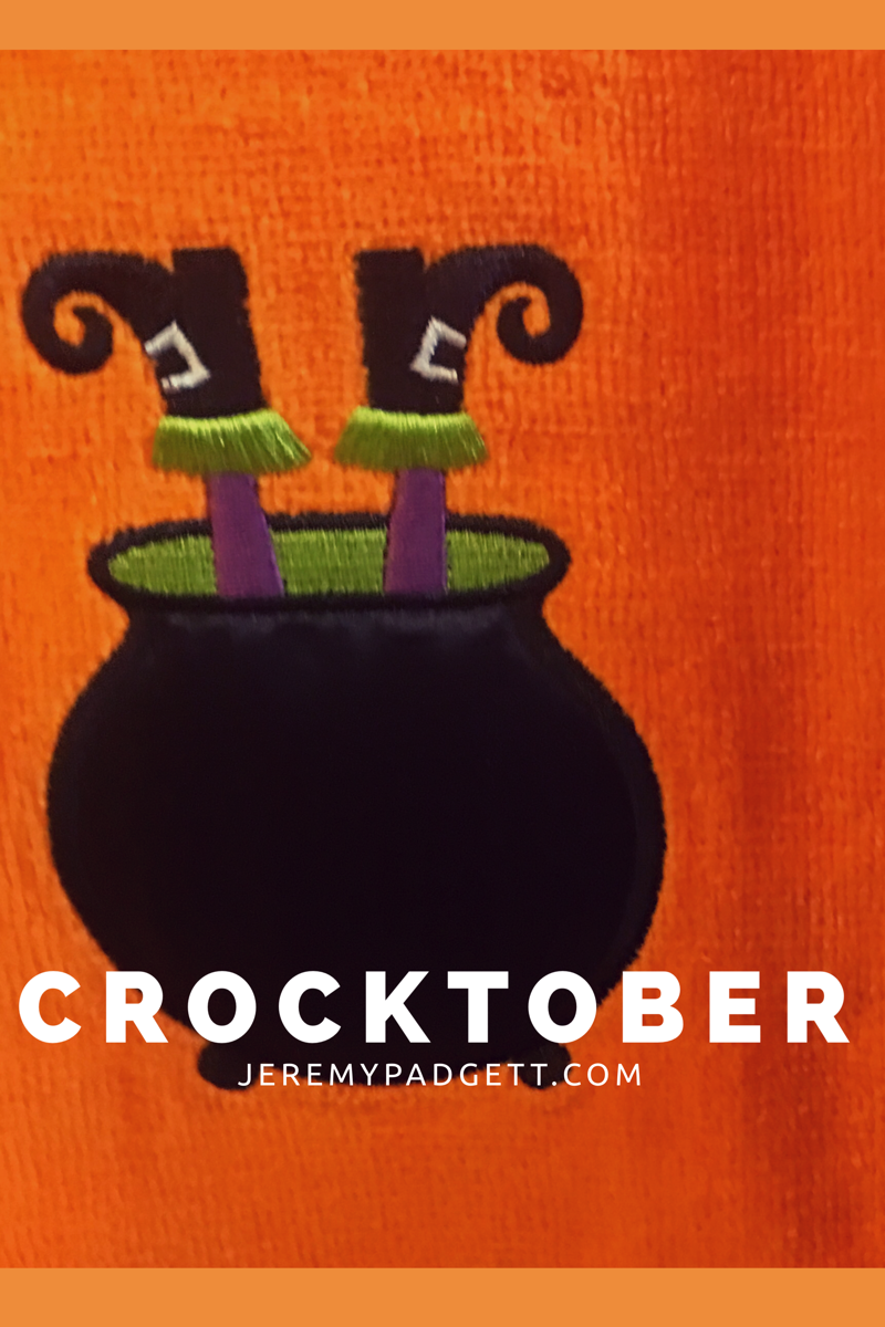 CROCKTOBER WITCH