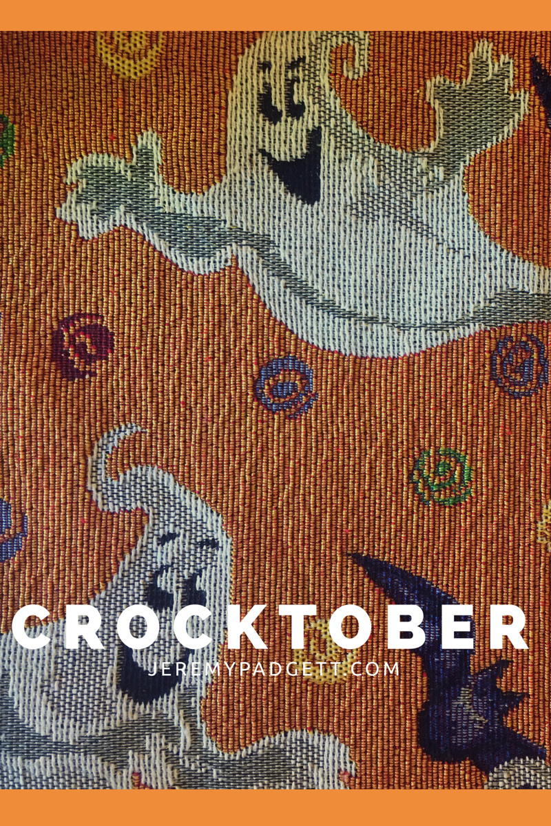 Crocktober ghosts