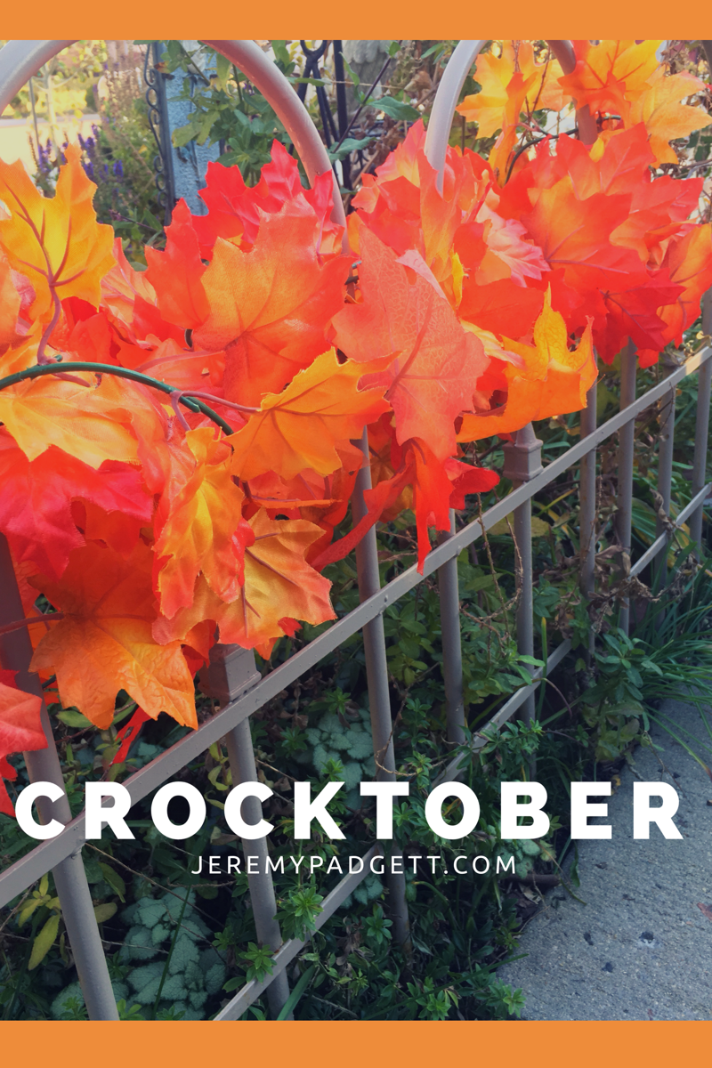 CROCKTOBER LEAVES