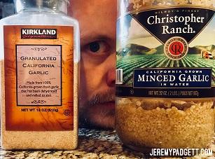 Jeremy's Garlic