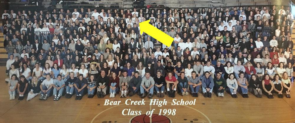 Class of 98 BCHS