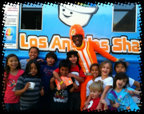 djlance with kids at truck.jpg