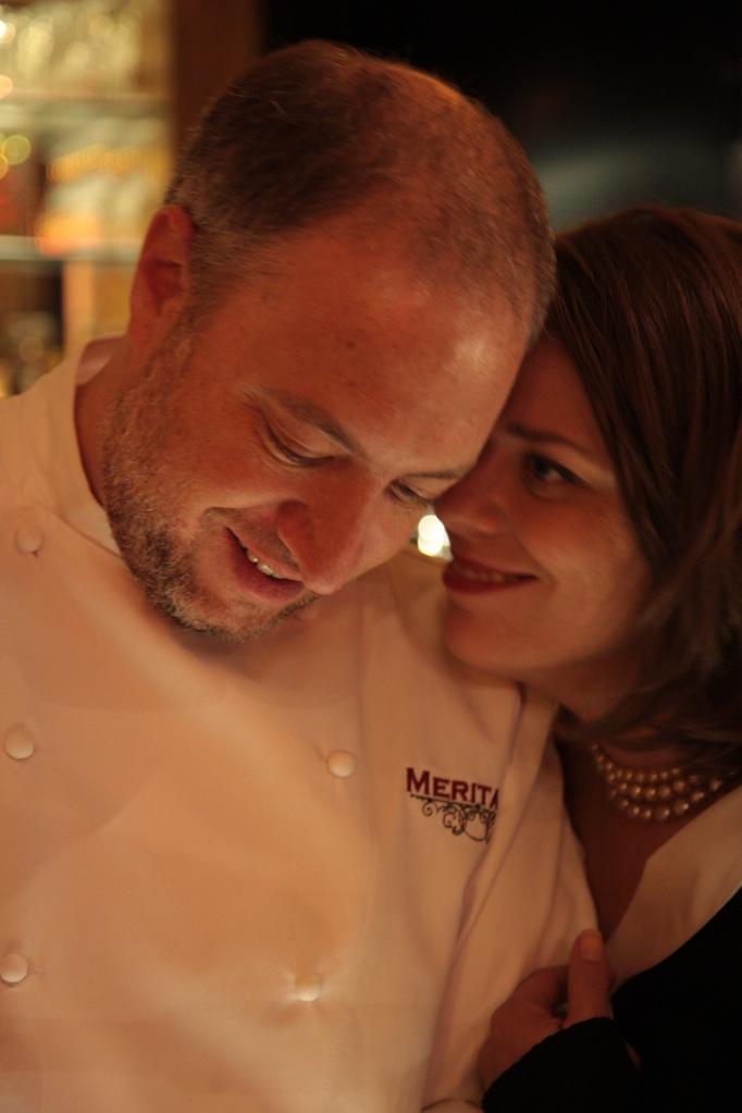 Chef Russell & Desta Klein
