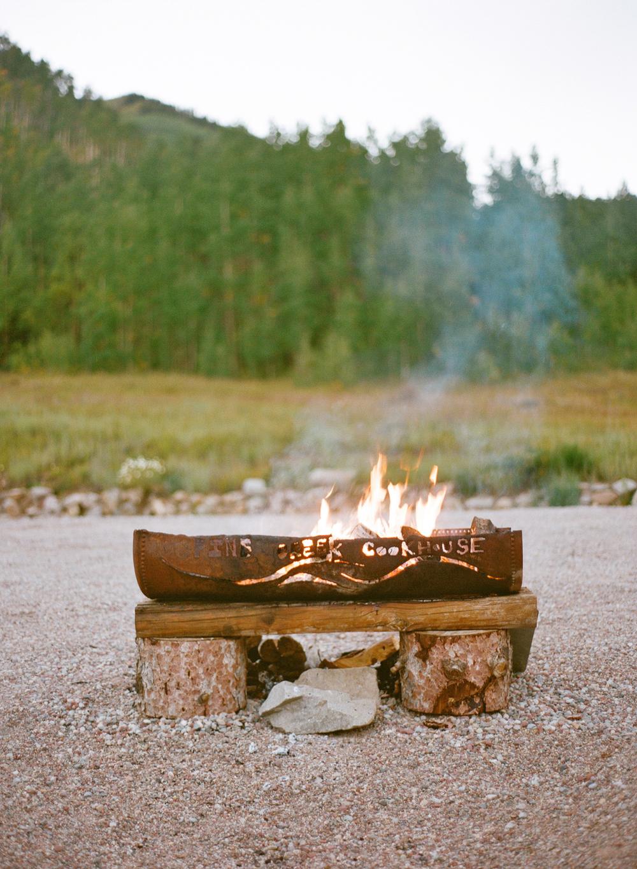 Custom Canoe Fire Pit