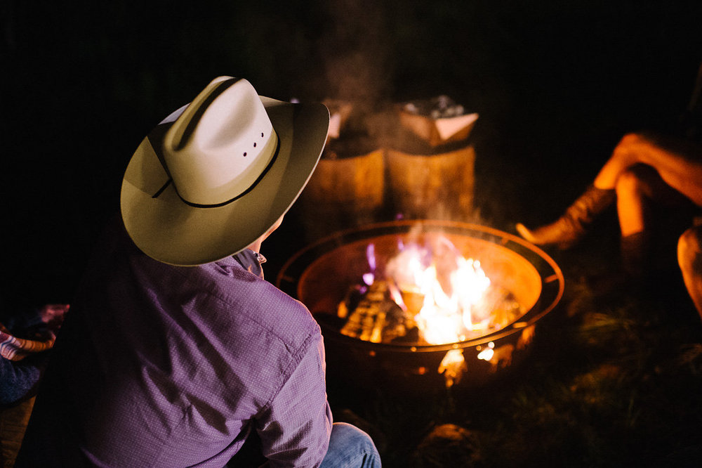 Ranch Firepit