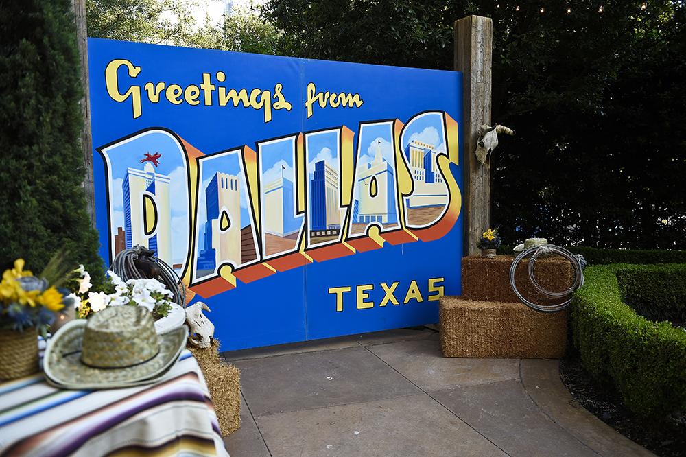 Dallas, Texas Sign