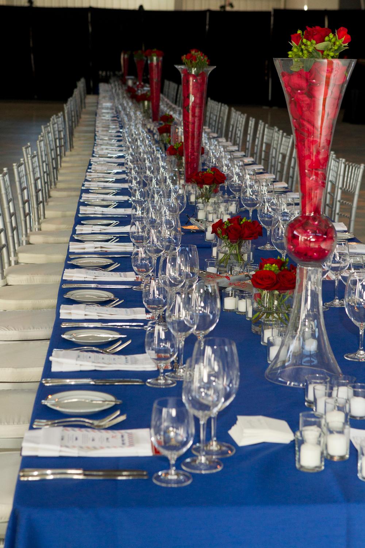 Aspen Education Fund Dinner Table