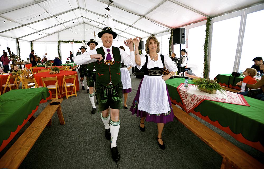 Austrian dance performance