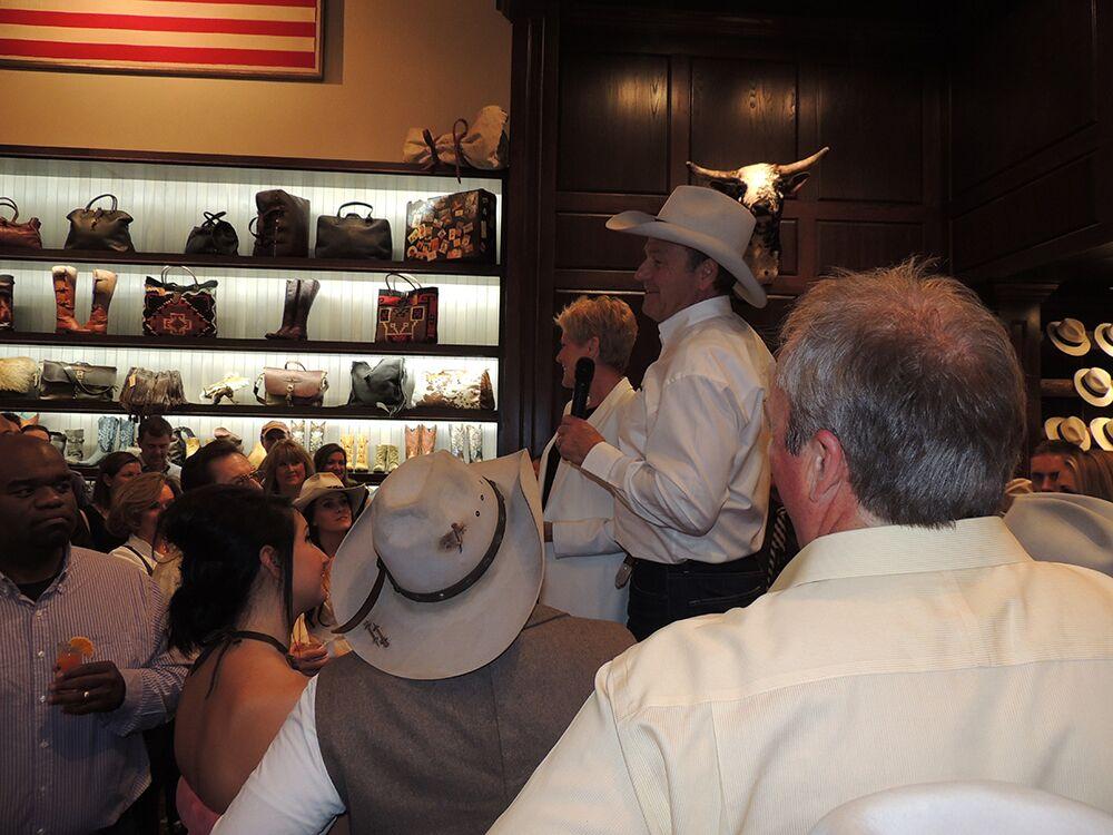 Kemo Sabe Las Vegas Opening Party