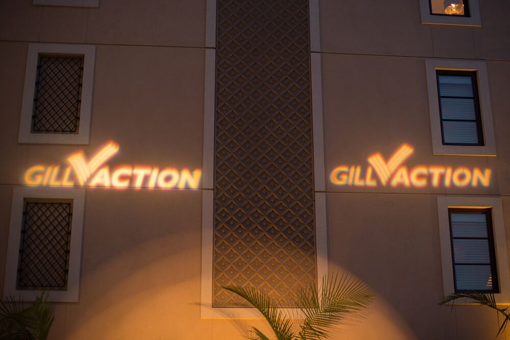 Gill Action projections