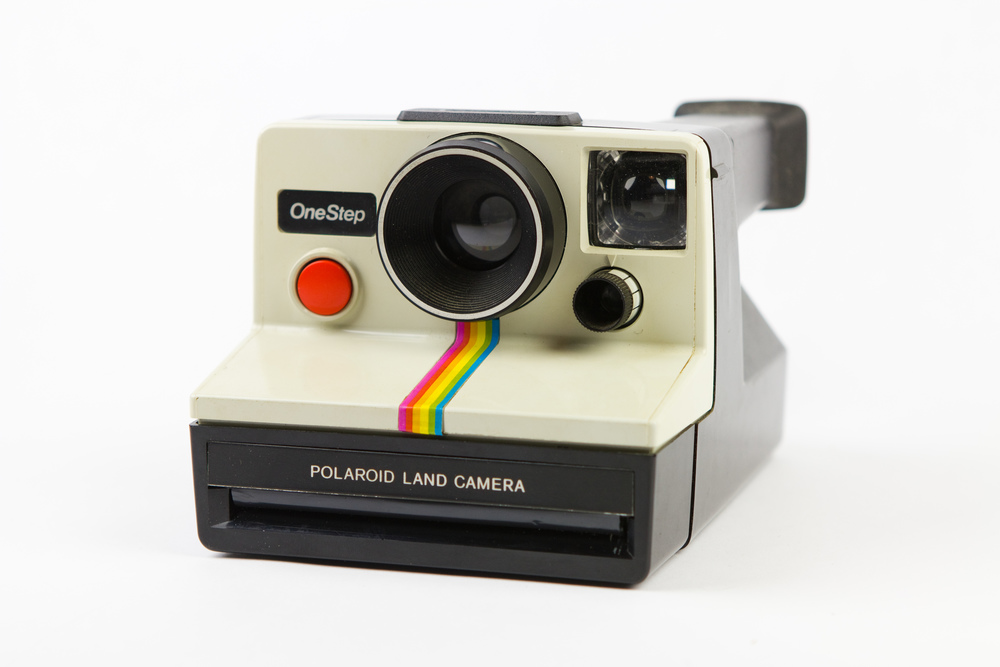 Polaroid Land Camera one Step SX-70