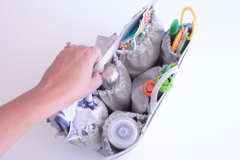 Totesavvy organizer by @lifeinplay.