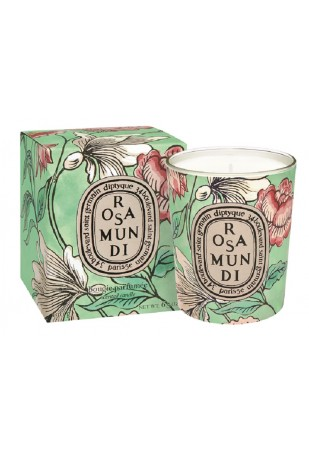 5.  Diptyque Paris- limited edition Rosa Mundi votive - If this print looks familiar it's because it's the famous Domino paper by Antoinette Poisson and as if this wasn't enough to display this gorgeous candle in your home, it's paired with a limited edition fragrance by my favorite perfume maker, Dyptique.  Trust me on this one, it's worth it.  Smells bring back memories and this is a smell you want to remember. $68
