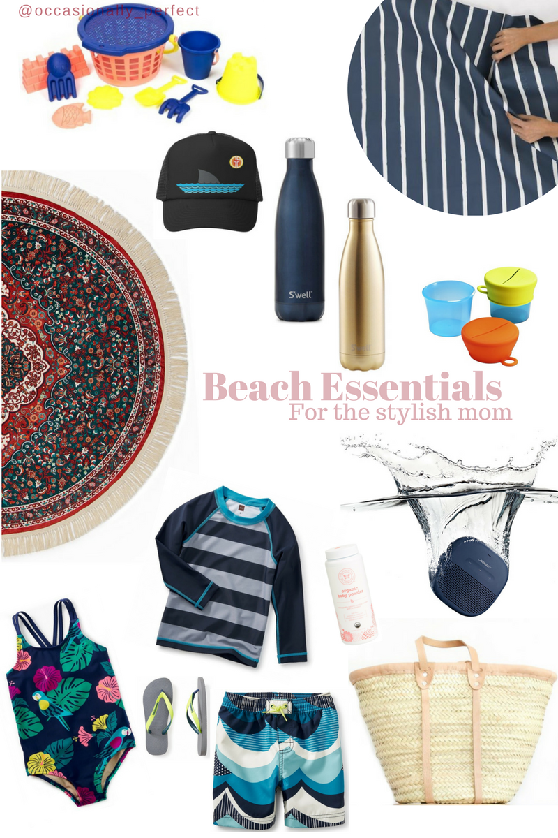 e54153b88d0 Beach Day Essentials for the Stylish Mom — Occasionally Perfect . by ...