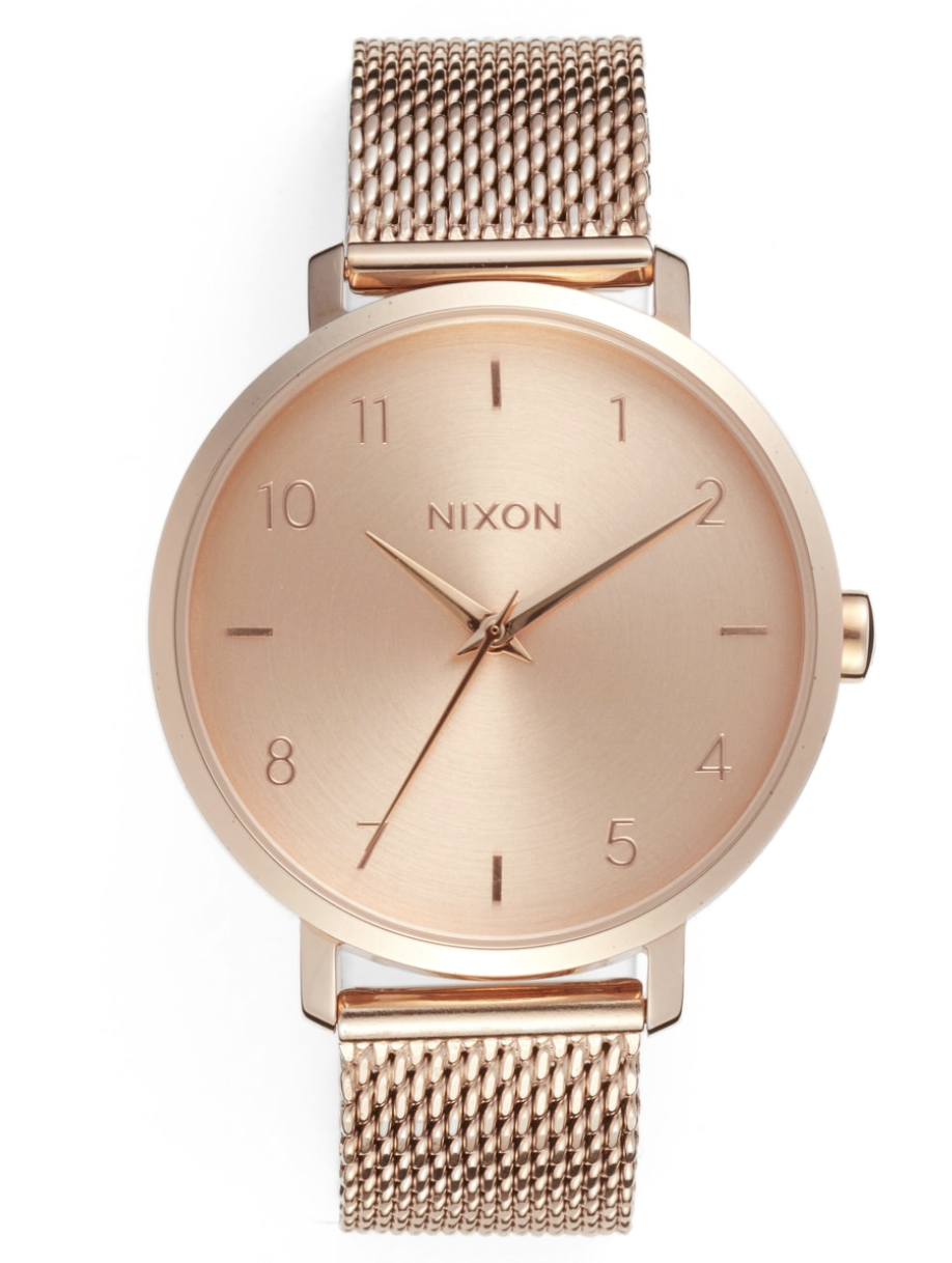 nixon rose gold watch nordstrom anniversary sale.png
