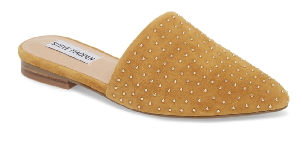 steve madden studded mule mustard suede Nordstrom Anniversary.png