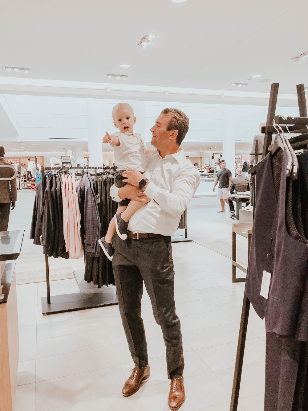 dad and son at nordstrom.jpg