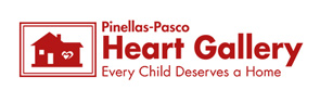 Pinellas-Pasco Heart Gallery - Brings the community closer to the faces and voices of foster children with photography and personal information on each child in search of a family.