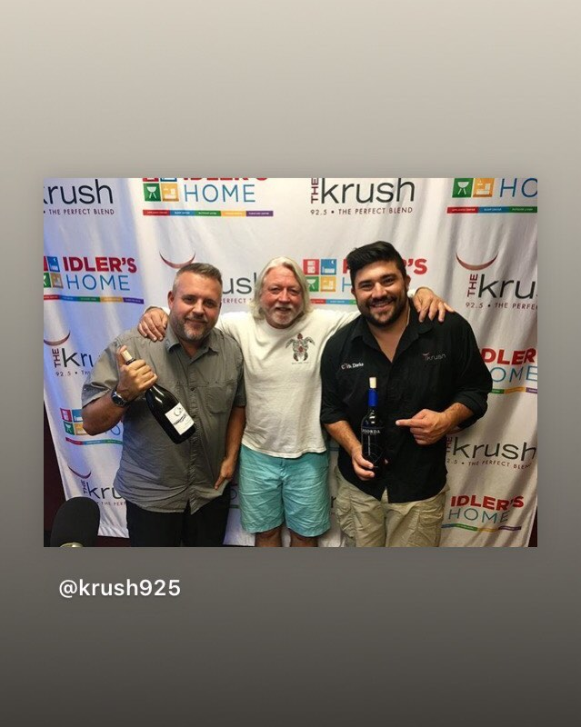Another great conversation w the CORK DORKS! Check it out on the Crush927fm