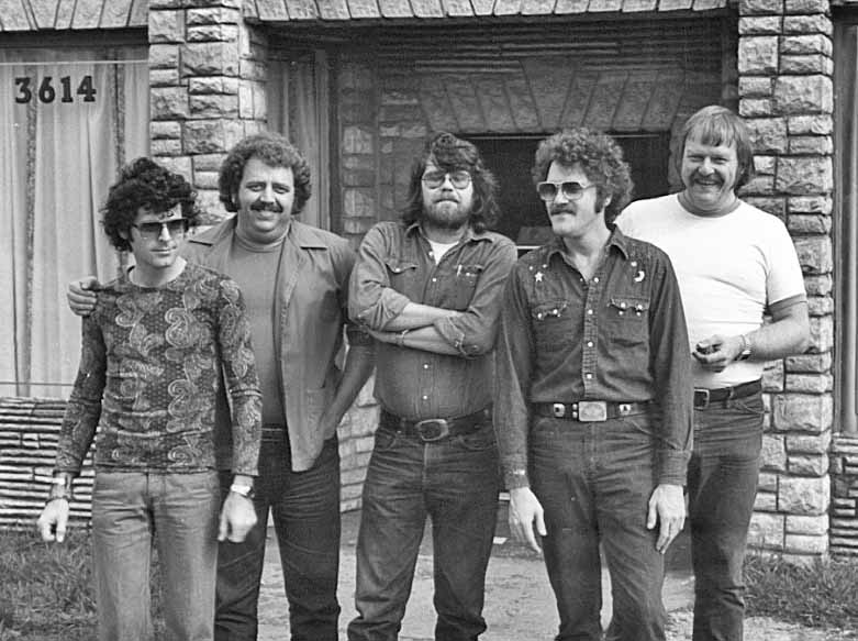 The Muscle Shoals Swampers