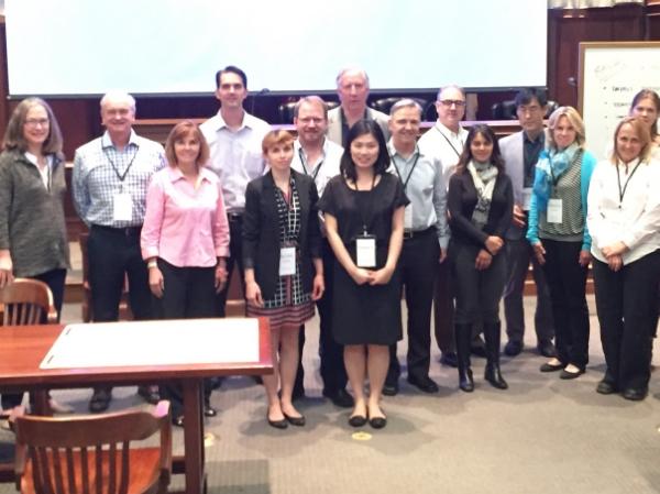 Participants of the Essential Impact Investor Practicum